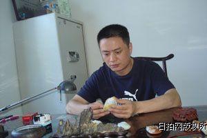 苏州市玉石文化行业协会副会长吴金星