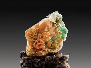 中国玉石雕刻大师张伟良作品赏析