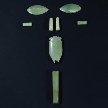 葬玉中的玉塞文化