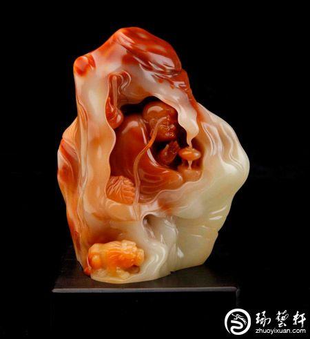 中国玉石雕刻大师林国华图片
