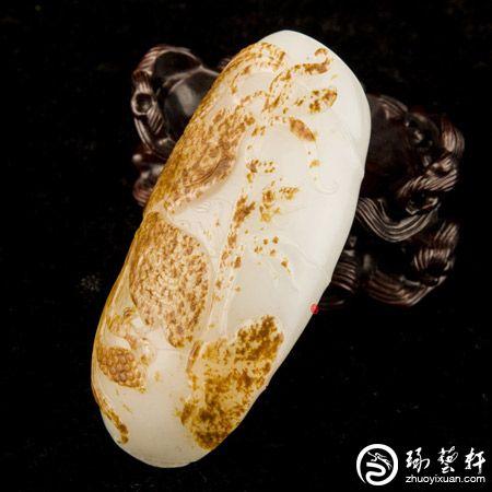 和田黄玉作品的玉雕题材