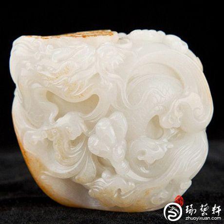 山籽雕有创新:扬州玉雕向小件转型