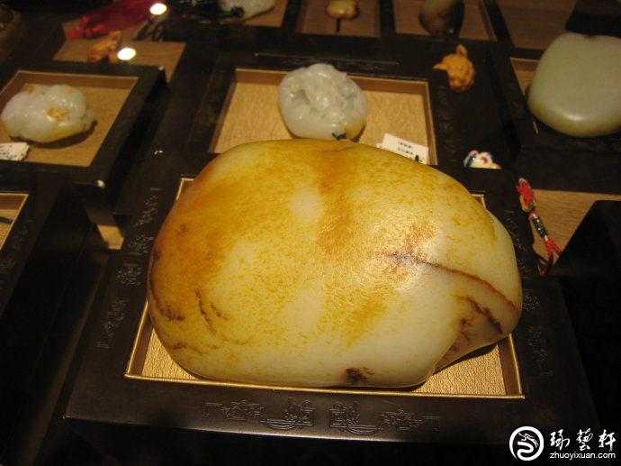 极品和田玉籽料原石怎么保养?