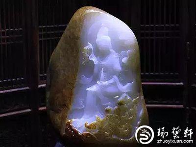 周徐亮:没有无用的石头