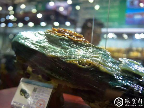 中国昆明石博会闭幕 超百万人聚焦亚洲宝玉石