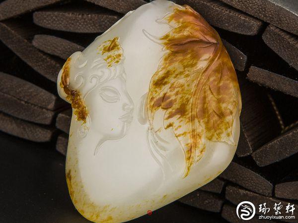 玉雕作品的艺术性和玉雕师息息相关