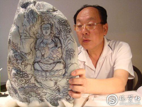玉雕大师郭石林经典玉器展9日上海开幕