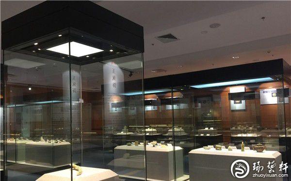 武汉博物馆馆藏玉器精品展于威海博物馆开展