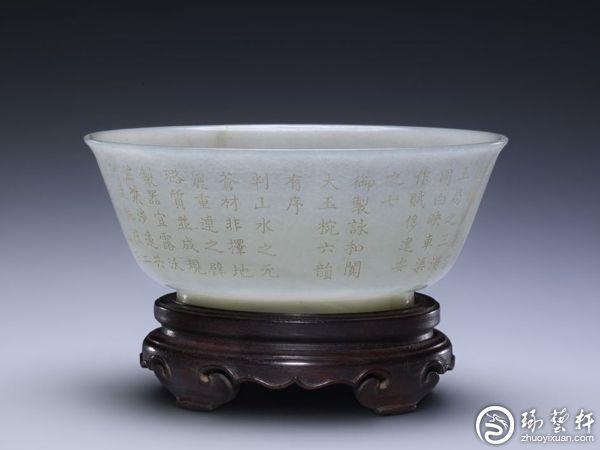 安徽博物院将展出故宫博物院珍藏清代玉器