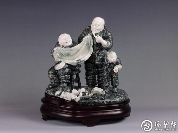 """河南镇平:一代""""老玉匠""""如何蝶变""""玉雕大师群"""""""