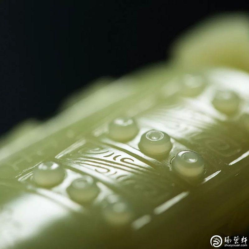 玉雕中的仿古纹饰鉴赏(图片)