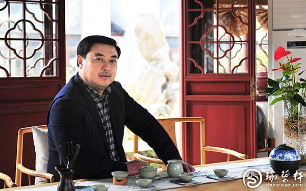 刘晓强:独山玉雕艺术发展先行者