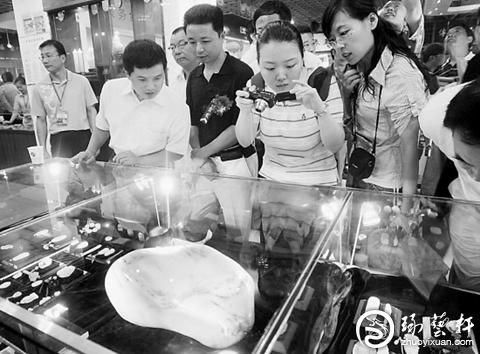 2018上海虹桥国际珠宝玉器臻品展将于4月揭幕
