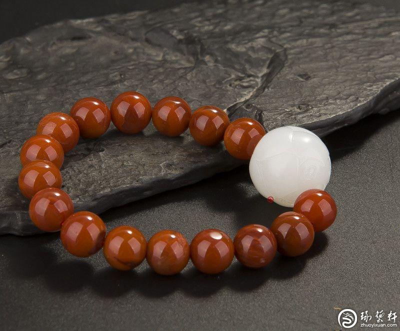 南红玛瑙珠子的分类