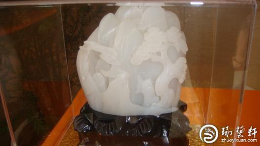 通天玉:临武一块玉石的蜕变