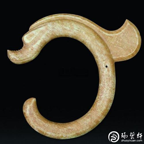 红山文化玉器特征及鉴赏