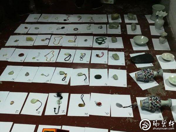 浙江破获价值数千万玉器古董盗窃案