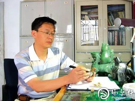 玉雕大师周雁明:玉雕与诗、书、画、印