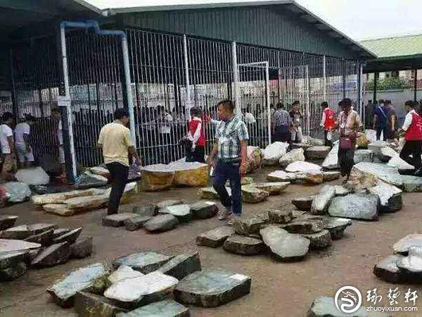 第55届缅甸珠宝交易会玉石成交额同比下降