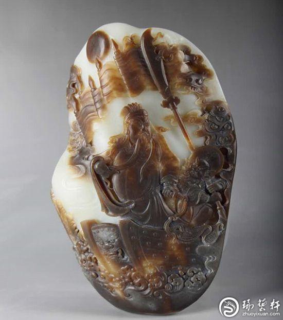 玉雕大师艺皓:心灵与玉石的对话