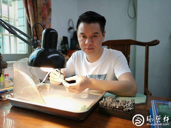 玉雕大师张志坚:追溯文化源流,传承非遗技艺