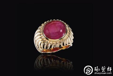 红宝石中佼佼者:缅甸红宝石