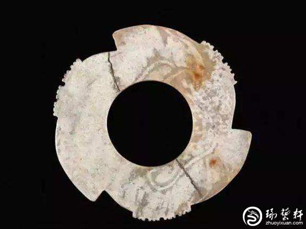 神秘的古代传统玉器玉璇玑