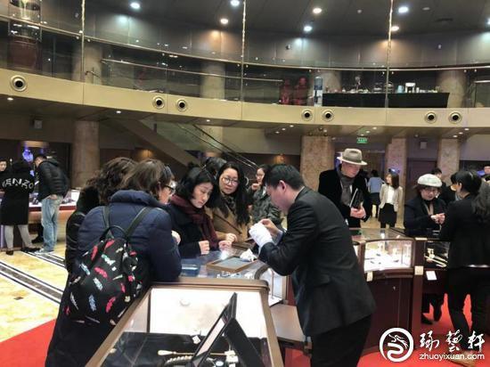 第二届上海进博会宝玉石馆招展提前完成