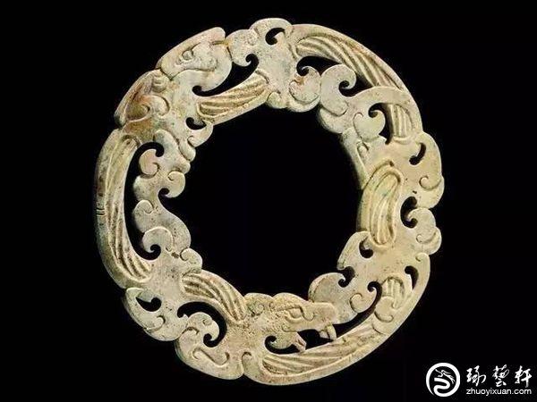 明代玉器:龙纹的黄金时代